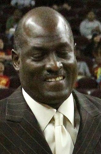 Michael Cooper - Cooper in 2011 as USC head coach