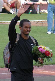 Michael Frater Jamaican sprint athlete