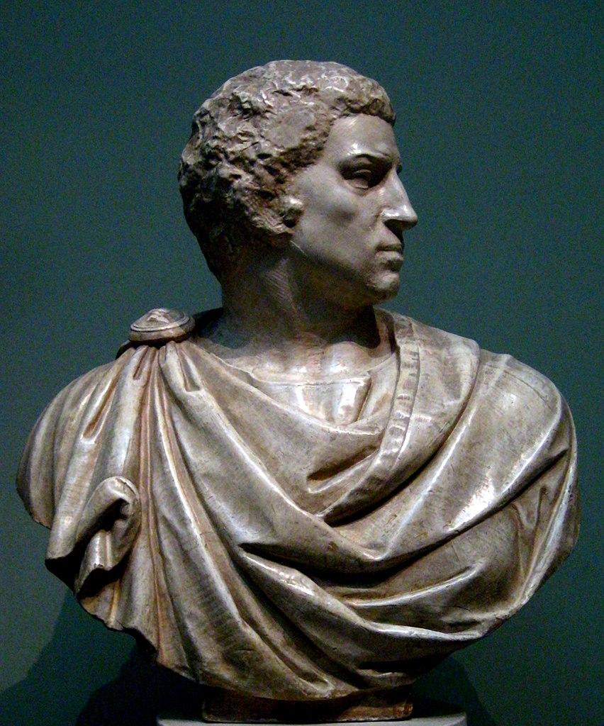 Смерть топлесс: Самоубийство римлянки Порции