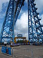 Middlesbrough Transporter Bridge, 22 April 2012 (1).jpg