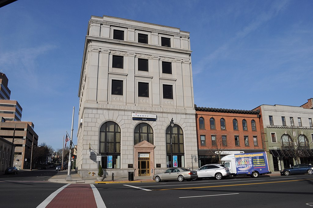 Middletown (CT) United States  city pictures gallery : Middletown, CT former Middletown Savings Bank 02 ...