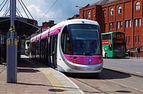 Image illustrative de l'article Midland Metro