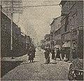 Miensk, Franciškanskaja-Zacharaŭskaja. Менск, Францішканская-Захараўская (E. Vasseur, 1911).jpg