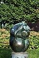 Miep Maarse-Olifantje in brons.jpg