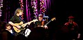 Mike Stern, Dennis Chambers, Tom Kennedy, and Randy Brecker at Jazz Alley (10), 2010-12-08.jpg