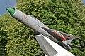 Mikoyan-Gurevich MiG-21PF '21 red' (36245937193).jpg