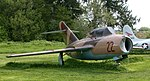 Mikoyan MiG-15UTI, Evergreen Air Museum, McMinnville, Oregon.jpg