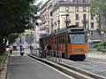 Milano corso XXII Marzo tram 4949.JPG