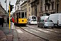 Milano via Manzoni tram.jpg