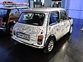 Mini Road to IMM17 Art Car by Steve Simpson at the BMW Museum - rear view.jpg