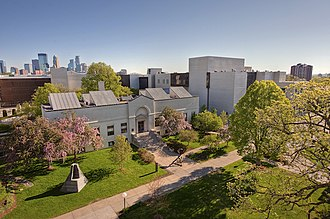 Minneapolis College of Art and Design - The campus of the Minneapolis College of Art and Design