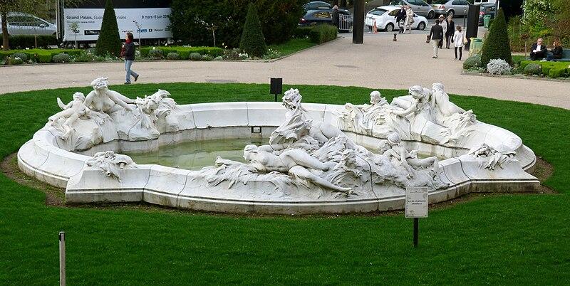 File miroir d 39 eau la seine et ses affluents paris for Miroir venitien paris