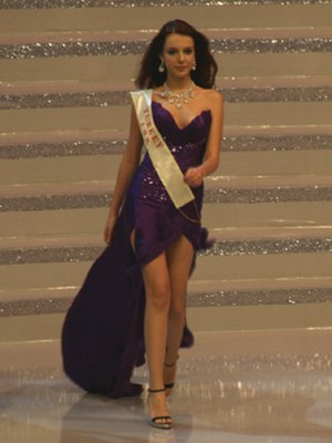Miss Turkey - Selen Soyder, Miss Turkey 2007 titleholder.