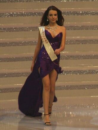 Miss Turkey - Selen Soyder, Miss Turkey 2007 titleholder.