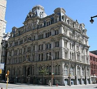 Mitchell Building - Mitchell Building
