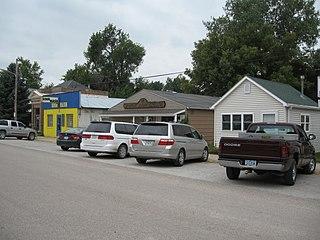 Modale, Iowa City in Iowa, United States