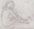 Modersohn-Becker - Am Boden sitzender Mädchenakt.jpeg