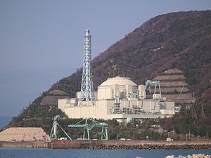 Fast Breeder Reactor Monju in Japan Fukui