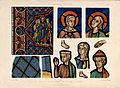 Monografie de la Cathedrale de Chartres - Atlas - Notre Dame de la Belle Verrière - Details - Chromo-lithographie.jpg
