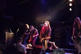 Monster Magnet live 2010