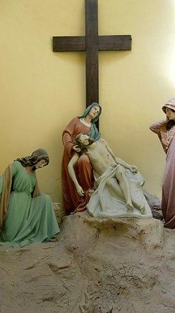 Montà Cappella Deposizione