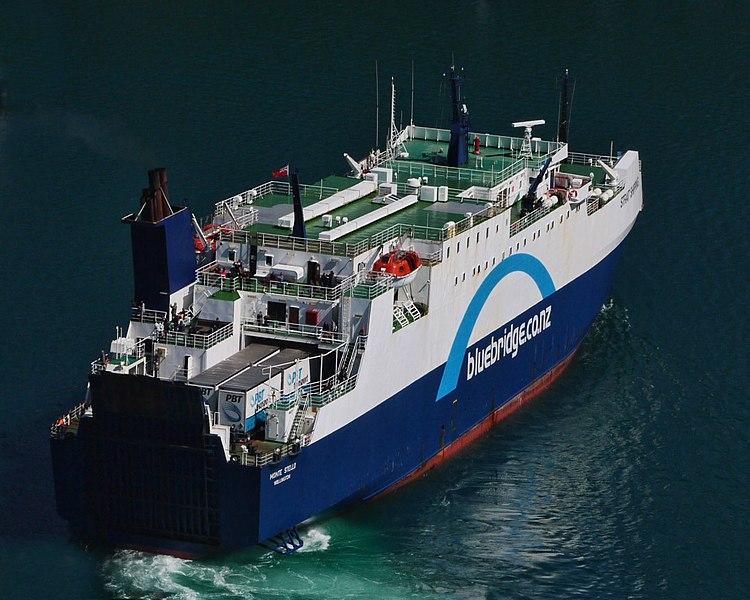 Inter Island Ferries Macleay Island