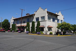Montesano, Washington City in Washington, United States