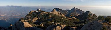 Montserrat Mountains, Catalonia, Spain - Jan 2007.jpg