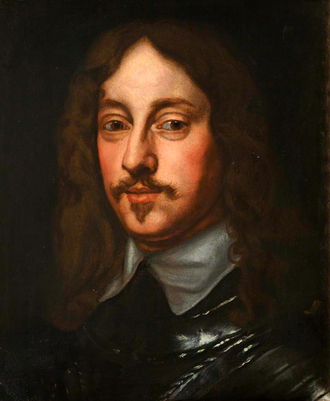 Montagu Bertie, 2nd Earl of Lindsey - The Earl of Lindsey.