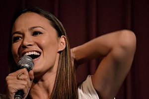 Moon Bloodgood - Image: Moon Bloodgood Falling Skies