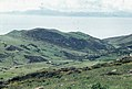 Moroccan coast from Puerta de Bujia. 12-13 miles away. 1975. 8 miles=closest at Tarifa point (37708474506).jpg