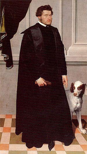 Cardinals created by Pius IV - Ludovico Madruzzo (1532-1600), made a cardinal on February 26, 1561.