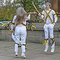 Morris dancers, York (26595035051).jpg