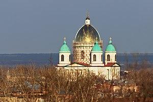Morshansk - Image: Morshansk (Tambov Oblast) 03 2014 img 05 Trinity Cathedral