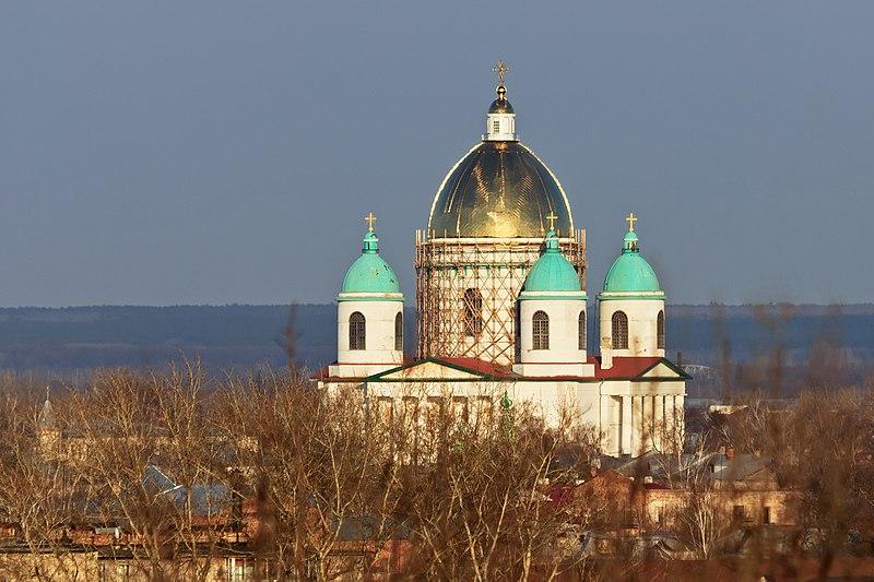 File:Morshansk (Tambov Oblast) 03-2014 img05 Trinity Cathedral.jpg
