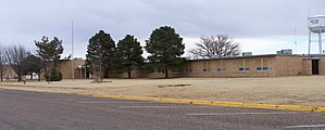 Morton, Texas - Image: Morton High School
