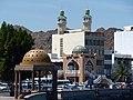Moschee in Muttrah am Eingang zum Souk - مسجد في مدخل سوق مطرح - panoramio.jpg