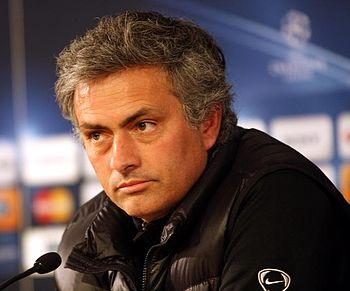 Español: José Mourinho.