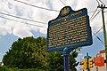 Moyamensing Prison Historical Marker 1400 E Passyunk Ave Philadelphia PA (DSC 2748).jpg