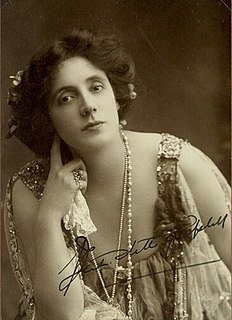 Mrs Patrick Campbell British stage actress