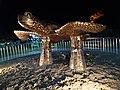 Muğla, dalyan, kordon deniz kaplumbağası heykeli3 3.jpg