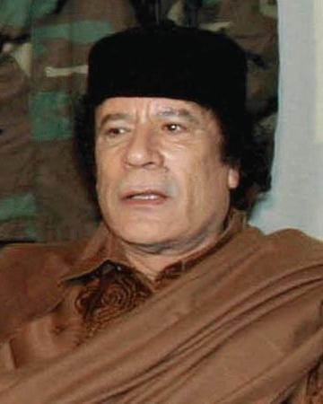 Muammar al-Gaddafi 1-1