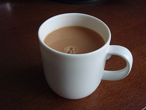 Mug - A mug of tea