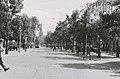 Munkegata mot Nidarosdomen (1948) (4033546921).jpg