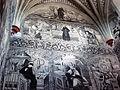 Murales cubo de la escalera San Nicolas Tolentino.JPG