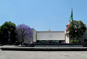 Chapultepec - National Museum of Anthropology