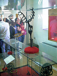 Hittite artifacts on display at the Museum of Anatolian Civilizations