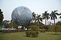 Museum Of The Moon Installation - Victoria Memorial Hall - Kolkata 2018-02-17 1340.JPG