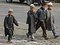 Muslim Boys in Street - En route from Srinagar to Sonmarg - Jammu & Kashmir - India (26776058711).jpg