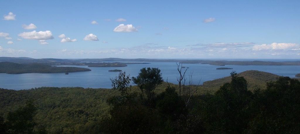 Myall Lakes - panoramio